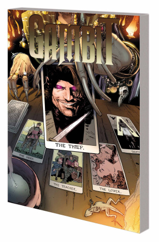 Gambit Vol. 3: The King of Thieves