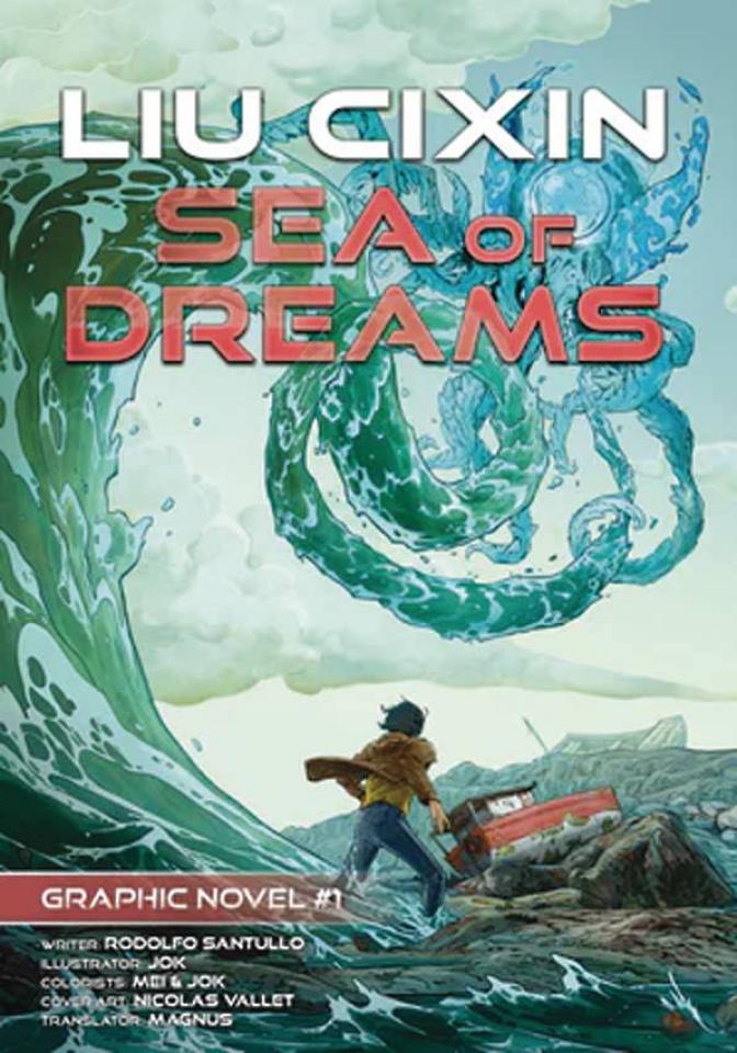 Liu Cixin Vol. 1: Sea of Dreams