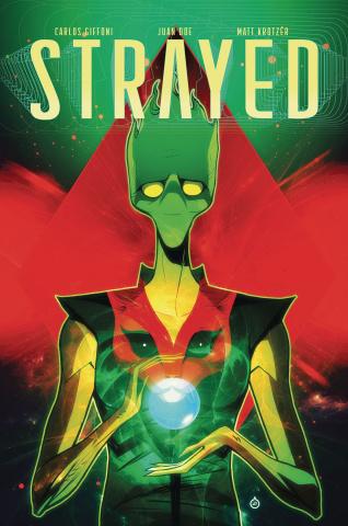 Strayed #3 (Doe Cover)