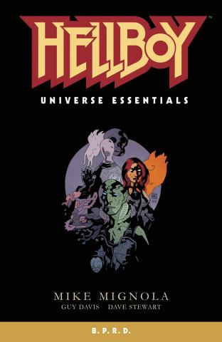 Hellboy Universe Essentials: B.P.R.D.