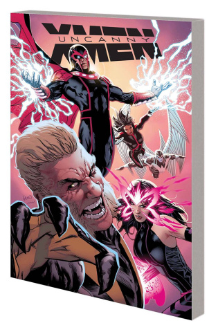 Uncanny X-Men Vol. 1: Survival of the Fittest