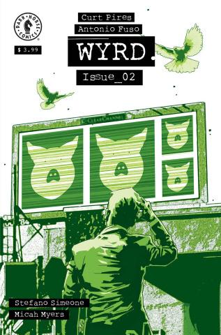 Wyrd #2 (Fuso Cover)