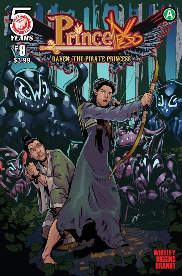 Princeless: Raven, The Pirate Princess #9