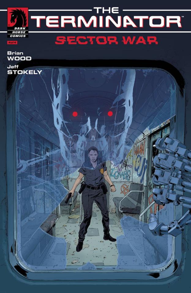 The Terminator: Sector War #4