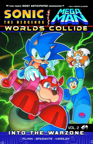 Sonic / Mega Man: Worlds Collide Vol. 2