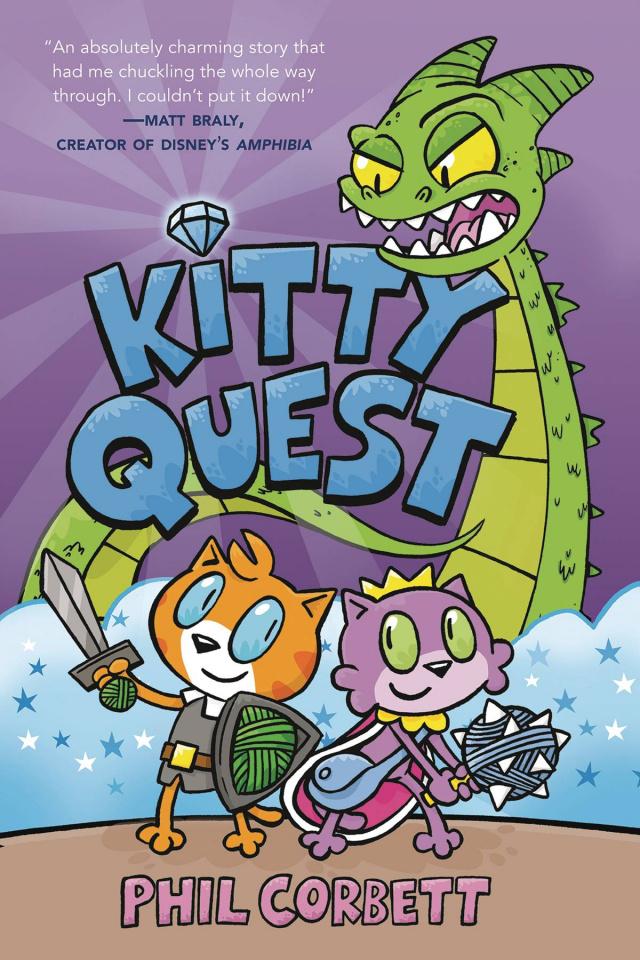 Kitty Quest Vol. 1