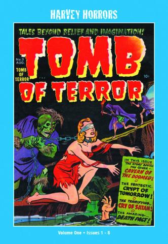 Harvey Horrors: Tomb of Terror Vol. 1