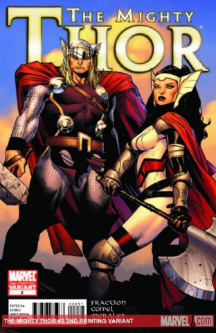 The Mighty Thor #2 (2nd Printing)
