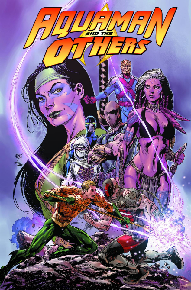 Aquaman and the Others Vol. 2: Alignment Earth
