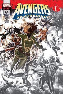 Avengers #675 (Premiere Cover)