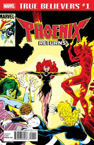 Phoenix Returns! #1 (True Believers)