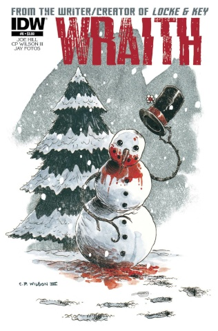 Wraith: Welcome To Christmasland #6