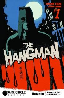 The Hangman #1 (Francavilla Cover)