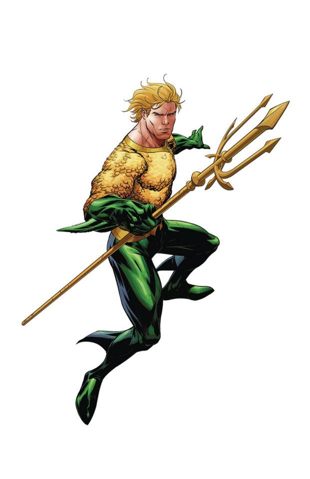 Aquaman: Rebirth #1 (Variant Cover)
