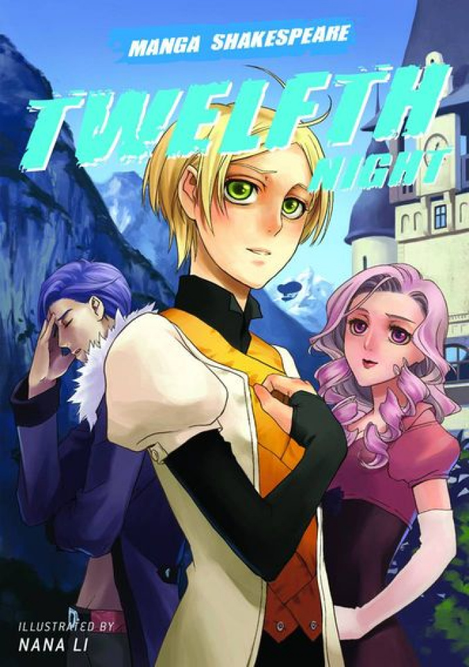 Manga Shakespeare: Twelfth Night