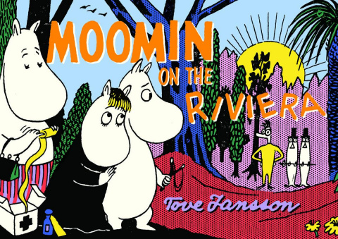 Moomin: On the Riviera