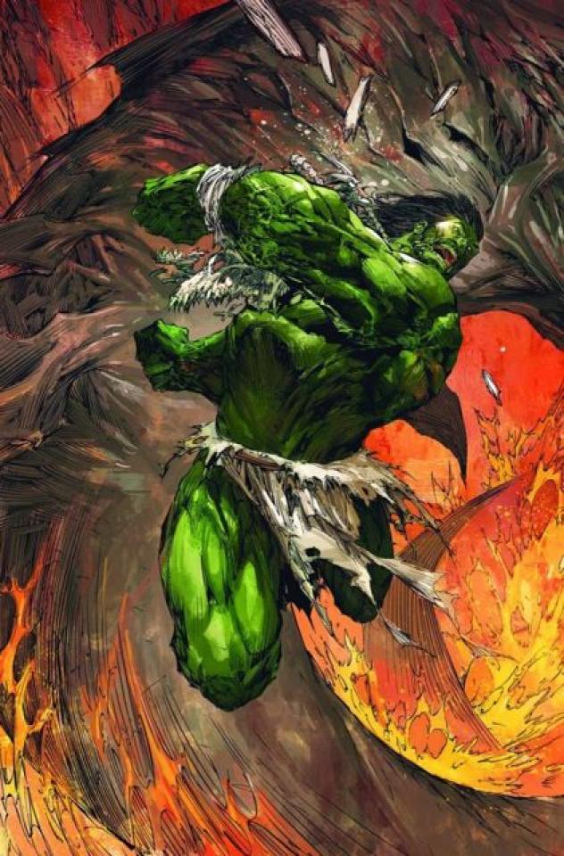 The Incredible Hulk #1 (2nd Printing)