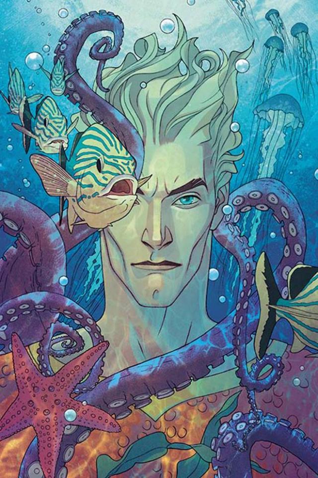 Aquaman #1 (Variant Cover)