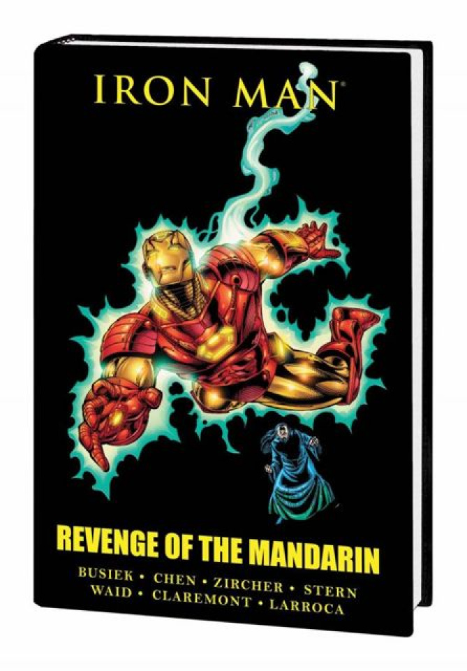 Iron Man: Revenge of the Mandarin