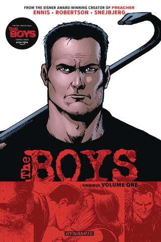 The Boys Vol. 1 (Robertson Signed Omnibus)