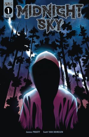Midnight Sky #1 (Van Domelen Cover)