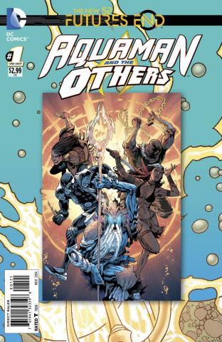 Aquaman and the Others: Future's End #1 (Standard Cover)