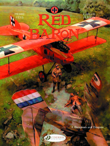 Red Baron Vol. 3: Dungeons and Dragons