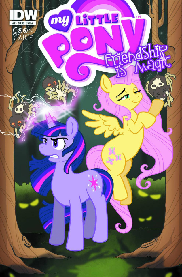 My Little Pony: Friendship Is Magic #2 (25 Copy Cover)