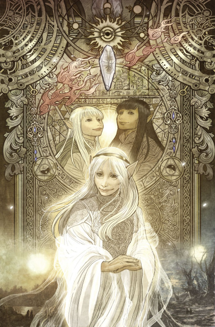 The Power of the Dark Crystal #2 (Subscription Cover)