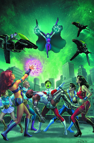 Convergence: The New Teen Titans #2