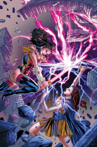 Grimm Fairy Tales #44 (Vitorino Cover)