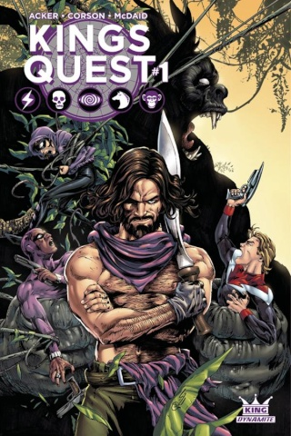 Kings Quest #1 (Lau Cover)