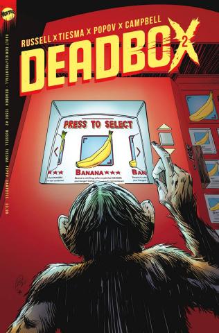 Deadbox #2 (Tiesma Cover)