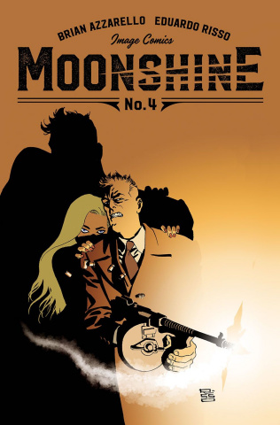 Moonshine #4 (Risso Cover)