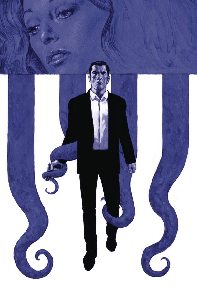 James Bond: Agent of SPECTRE #2 (15 Copy Phillips Virgin Tint Cover)