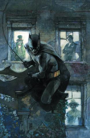Batman: The Dark Knight Annual #1