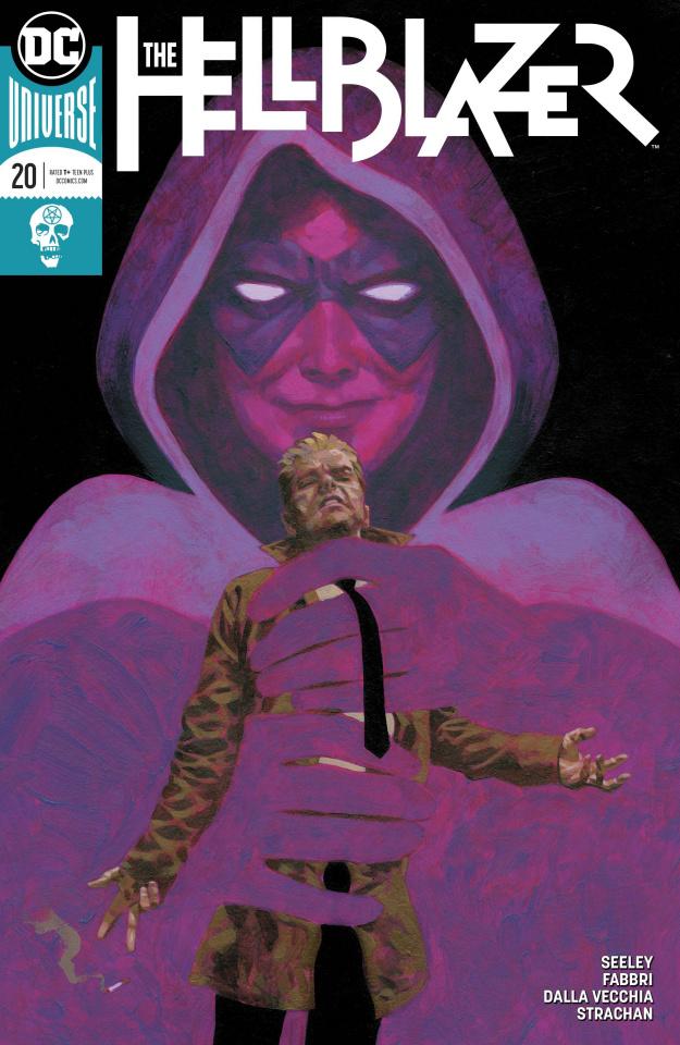 Hellblazer #20 (Variant Cover)