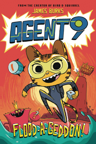Agent 9 Vol. 1: Flood-A-Geddon!