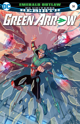 Green Arrow #14