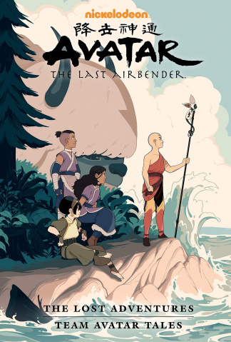 Avatar: The Last Airbender - Lost Adventures (Library Edition)