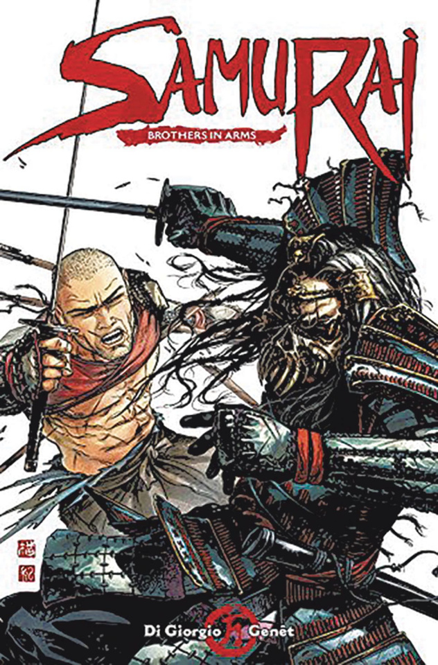 Samurai Vol. 2: Brothers in Arms