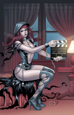 Grimm Fairy Tales: Grimm Tales of Terror #5 (Salonga Cover)