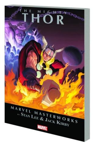 The Mighty Thor Vol. 3 (Marvel Masterworks)