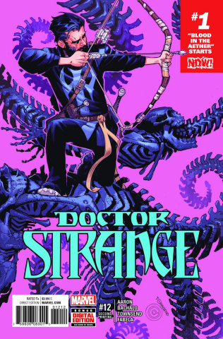 Doctor Strange #12 (2nd Printing Bachalo Cover)