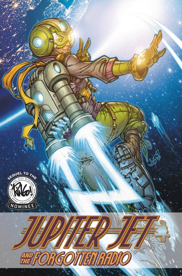 Jupiter Jet and the Forgotten Radio