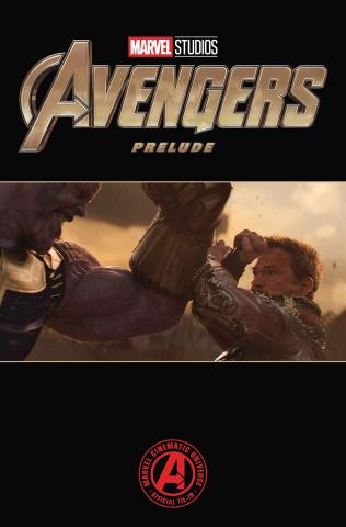 Avengers: Endgame Prelude #3