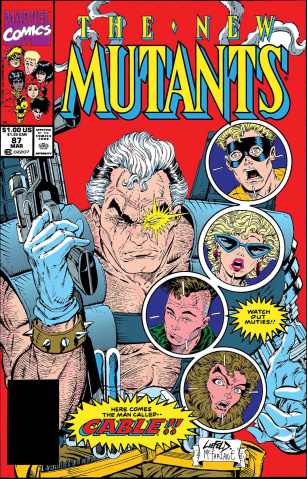 Cable and The New Mutants #1 (True Believers)