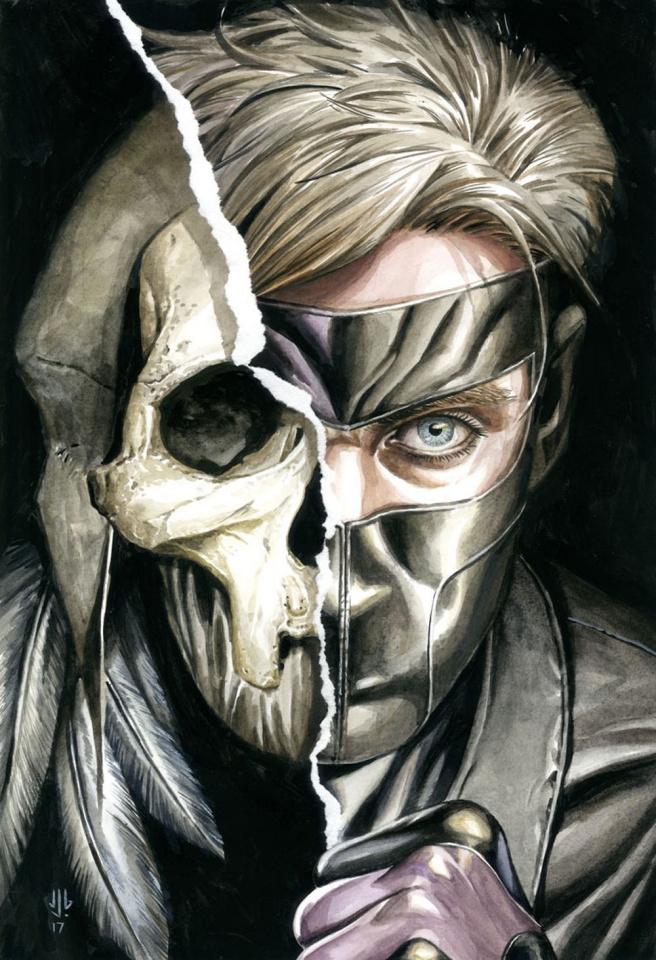 Rapture #1 (Jones Cover)
