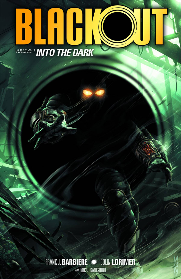Blackout Vol. 1: Into the Dark