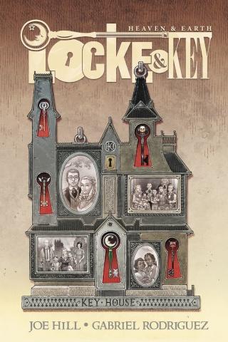 Locke & Key: Heaven & Earth